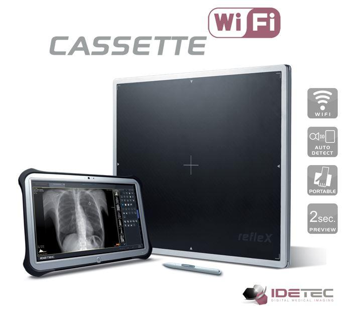 Capteur wifi reflex r paration mat riel m dical bordeaux - Cabinet radiologie bordeaux ...