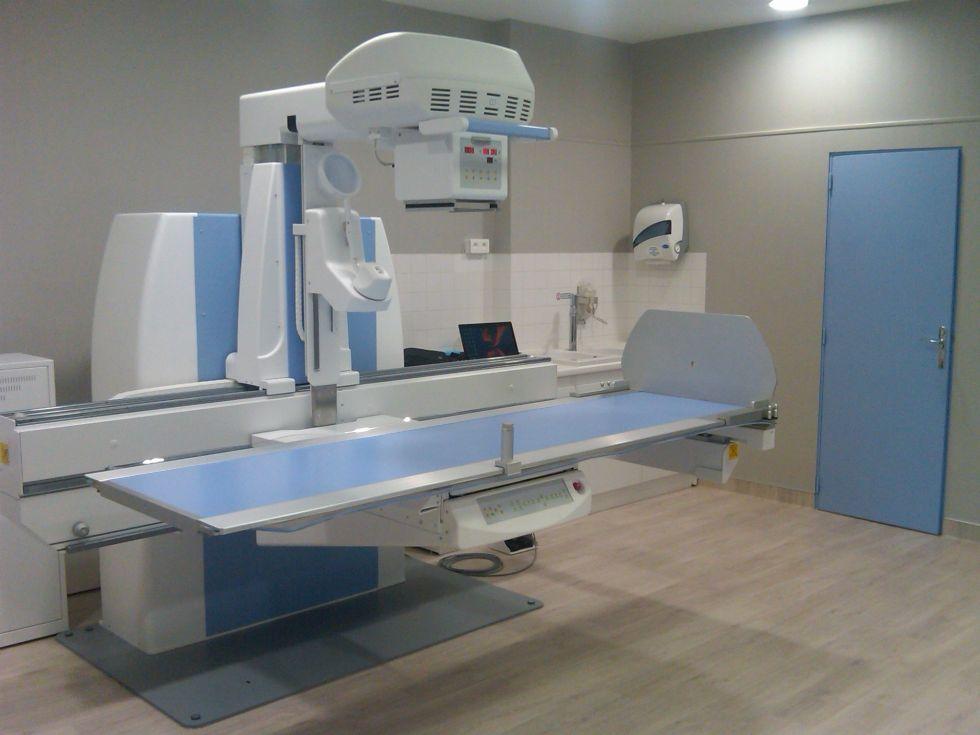 Table de radiologie clisis exel vente et installation de - Cabinet radiologie bordeaux ...